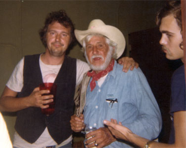 "Jerry Jeff Walker, Hondo Crouch, Greg ""Fingers"" Taylor"