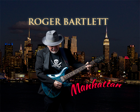 Roger Bartlett - Manhattan